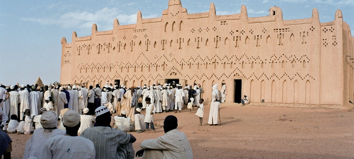 Burkina Faso Crisis Warrants InternationalAid